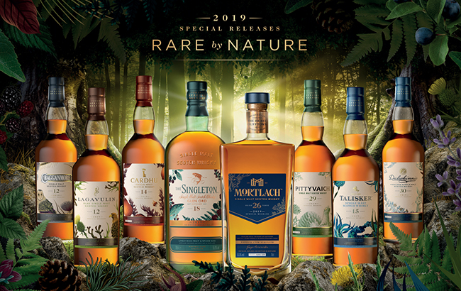 The 2019 Diageo Special Releases in all their glory